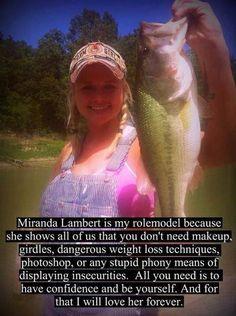 I LOVE Miranda Lambert