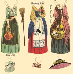 "as i promised, here are the scans of gordon laite's ""cinderella"" paper doll~ i've looked for this book for 15 years. finally, this year i ended up purchasing two books. one …"