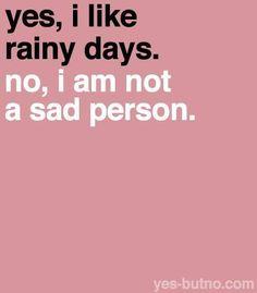 Aquí llueve. ¿Y allí? #HappyFriday