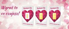 Walentynkowy prezent dla Niego lub dla Niej :) #sztabkazlota, #prezentnawalentynki, #love, #zloto,