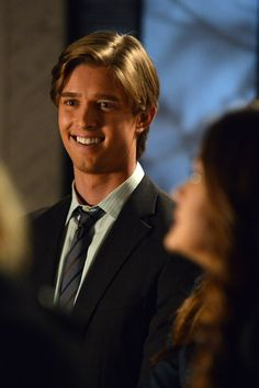 Oh, Jason... We've missed that smile! Tune in to all-new episodes of Pretty Little Liars Tuesdays at 8/7c on ABC Family!