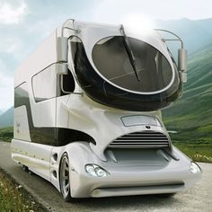 Marchi Mobile eleMMent RV - 1 million 9 hundred thousand pounds - free delivery - I should think so!
