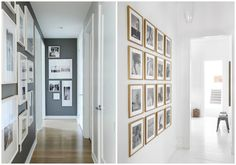 Cómo decorar un pasillo estrecho | Decoración
