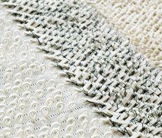 Beautiful textured rug