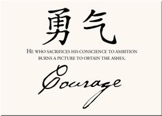 He Who Sacrifices His Conscience to Ambition Burns a Picture to Obtain the Ashes - 10 Chinese Proverbs that Will Upgrade Your Perspective