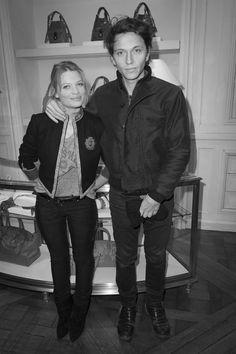 Le Thanksgiving de Ralph Lauren - Mélanie Thierry et Raphaël