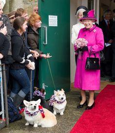 【SPUR】エリザベス女王の愛犬、ホリーが永遠の眠りに。女王のペット愛を振り返る   セレブニュース