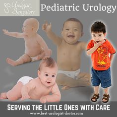Pediatric Urology involves management of genital and urinary problems that occur in children. Know more on this @ http://www.best-urologist-doctor.com/