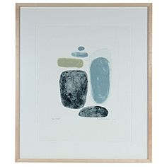 """""""Stone Totem"""" by Rob Delamater, available at Serena & Lily. #serenaandlily"""