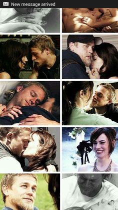 There will never be another love like Jax and Tara- truly tragic ending to a great tv couple!
