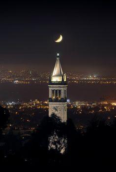 California - Alameda County - Berkeley - University of California - Sather Tower