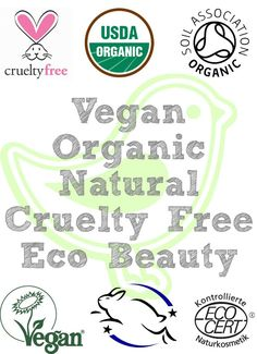 Cutecosmetics organic, natural, vegan & cruelty free cosmetics & makeup specialist