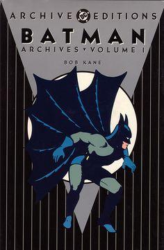 Batman Archives Volume #1 - Bob Kane - Hardcover