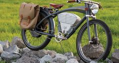 Vintage Electric produces board track bicycles with a spark | Classic Driver Magazine