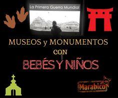 Museos y monumentos con bebés y niños.