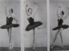 Maya-Plisetskaya-Albom-Photo-Book-Soviet-Russian-Ballerina-Ballet-Dancer