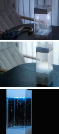 Tempescope weather forecast | design | tech | minimalist design | sleek tech