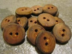 14 No Bark No Bite Apple Wood Tree Branch by PymatuningCrafts, $9.80
