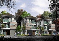 Biệt Thự Gamuda Gardens khu đô thị Gamuda City