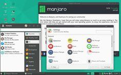 Manjaro Linux 16.06 disponible para actualizar - http://www.linuxadictos.com/manjaro-linux-16-06-disponible.html