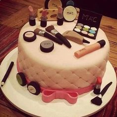 Mac Cake :) wonderful !