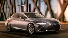 The beautiful new 2019 #Lexus ES is revealed to the public ahead of the Beijing Auto Show!