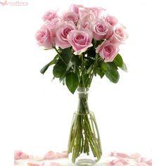 Return to innocence - Buchet de trandafiri roz pal