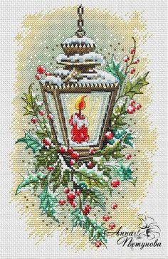 Схема для вышивания Петунова Анна #9931 (большая картинка)