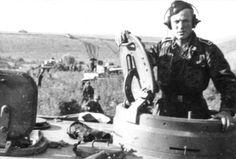 """""""Das Reich"""" Tiger tanks, Kursk July 1943."""