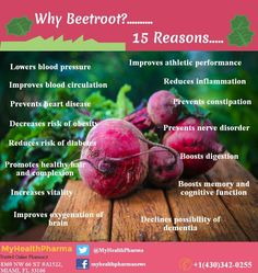 Eat beet root for these best reasons...!!