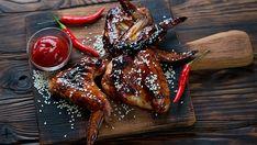 Spicy chipotle chicken marinade