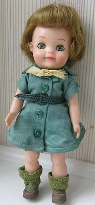 Vintage Effanbee Fluffy Girl Scout Doll 1965 Original on eBay!