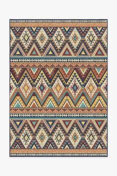 Pueblo Multicolor Rug