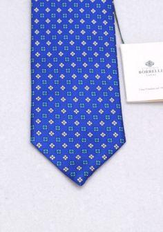 Borrelli Tie 100 Silk | eBay