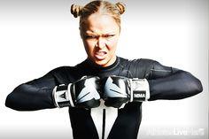Ronda-Rousey #armbarnation