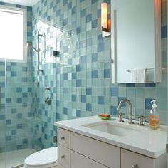Modern Bathroom Small Bathroom Design, Pictures, Remodel, Decor and Ideas - page 2