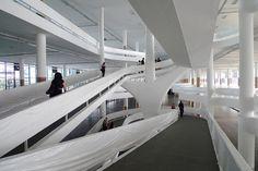 Sexy Architecture | Ramps in Brazilian architect Oscar Nieme… | Flickr