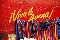 ¡Viva la Avena!