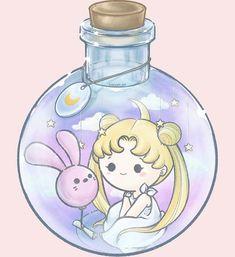 Serena Sailor Moon, Arte Sailor Moon, Sailor Moon Stars, Sailor Moon Fan Art, Sailor Moon Character, Sailor Chibi Moon, Sailor Mars, Sailor Jupiter, Sailor Venus