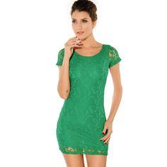 chiffon dress Free Shipping Wholesale casual Green dress mini dress women dresses 2013 new fashion women popular in aliexpress $21.21