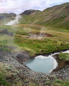 #reykjadalur #hotsprings #iceland