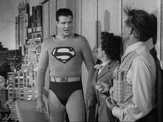 Adventures of Superman: Season 1, Episode 21 The Human Bomb (6 Feb. 1953)