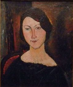 Amedeo Modigliani (paintings, plastic arts, visual arts, fine arts)