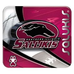Southern Illinois Salukis Mouse Pad: Sports & Outdoors
