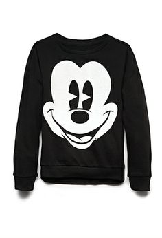 <3 <3 Classic Mickey Mouse Sweatshirt (Kids) | FOREVER21 girls - 2000075309