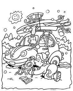 Sneeuwkettingen op de auto