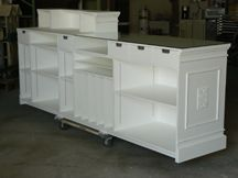 retail store shabby chic display fixtures counters 2 more decor retail ...