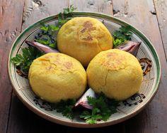 Bulz ardelenesc Romanian Food, Romanian Recipes, Food Categories, Polenta, Bloody Mary, Main Meals, Soul Food, Cornbread, Food To Make