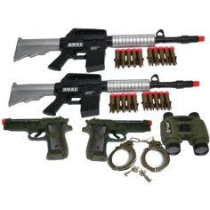 Military Police Army, Military Gear, Armadura Ninja, Top Toys For Boys, Army Birthday Parties, Nerf Toys, Kids Army, Minecraft Toys, Police Gear
