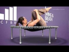 Enjoy a 15 mins whole body workout on the bellicon mini trampoline, a program with 2 different exercises in each of the of the following 5 major categories:    ● Power - exercise muscles and burn off fat  ● Cardio - strengthening the heart with aerobic exercise  ● Flexibility  ● Balance - coordination and fall prevention  ● Relax - relieve stress